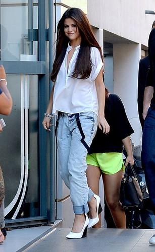 Selena Gomez fan photo