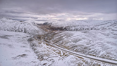 Devil's Elbow, Glenshee (ShinyPhotoScotland) Tags: aberdeenshire art colour dji hdr mountains nature perthshire phantom4advanced photolemur photography places rawtherapee scotland serifaffinityphoto airy amazement aspiration awe beautiful beyond calm calmstill clouds cold contentment contrasts digikam drama drone dusk elegance emotion environment flying happy highviewpoint landscape leadinglines light lightanddark lines mankindnature nearfar nearmidfardistance numinous peace rawconversion road rules saturated shapeandform shapely simple sky skyearth snow statesofwater striking toned tranquil transience transport uplifting vista weather wideangle winter zen