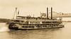 Riverboat Natchez (Alexander Dülks) Tags: schiff usa fluss schaufelraddampfer 1988 river neworleans brücke natchez mississippi riverboat bridge dampfschiff lousiana mississippiriver louisiana