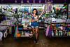 Window Shopping (OzGFK) Tags: asia beautyworld beautyworldcentre bukittimah d800 nikon portrait singapore beautiful evening model pretty shoppingcentre streetphotography urban woman
