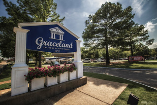 Graceland, Home of Elvis Presley - Memphis (Tennessee)