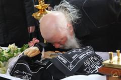 17. Похороны схимон. Любови в Богородичном
