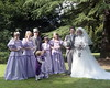 Bride and bridesmaids (vintage ladies) Tags: wedding 80s 80swedding pike kettering 3181985 bride we weddingdress brideandgroom groom