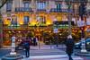 Le Dome, Montparnasse, Paris (Ed Newman) Tags: paris restaurants cafes signs neon storefronts montparnasse ledome