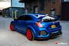 WORK MCO Racing Type CS - Honda Civic Type R (BRD) Bright Red 18x9.5 (RavSpec) Tags: work mco racing type cs honda civic r brd bright red 18x95