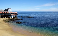Monterey: Cannery Row (Larry Myhre) Tags: montereybay canneryrow monterey california mcabeebeach