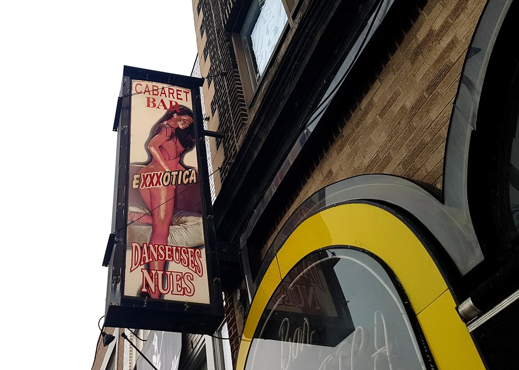 Bar Exxxotica Montreal