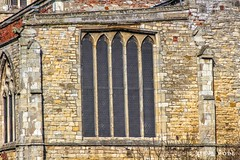 St. Mary's church, Barton upon Humber (SteveH1972) Tags: canon700d 700d canonef28135mmf35 canon28135 stmaryschurch church building architecture old outside outdoor outdoors 2018 northlincolnshire northernengland england britain europe bartonuponhumber barton lincolnshire lincs uk window