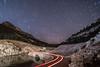 Cap a l'infinit i més enllà (E.Domènech) Tags: lopantano circumpolar lasenia nocturna