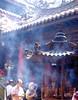 pray for good fortune (人間遊戲 ‧ 遊戲人間) Tags: pentax 6x7 mediumformat film filmcamera 120film 120フィルム kodak e100vs taiwan analog 底片 底片相機 台灣 廟
