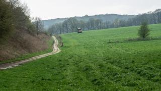Fertilization of the land in spring