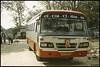 That Bus (Kechagiar) Tags: analog film kcgr olympus om1 zuiko 50mmf18 slr madeinjapan color fuji provia bangalore india karnataka
