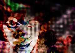 Miradas (seguicollar) Tags: imagencreativa photomanipulación art arte artecreativo artedigital virginiaseguí rostro faz faces mujer ojos boca woman