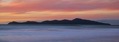 Watercolour Sunset (Jaybles_NZ) Tags: aotearoa newzealand nz northisland wellington kapiti kapitiisland kapiticoast paekak paekakariki sunset longexposure seascape island sea