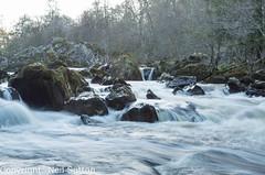 Rumbling Bridge Waterfall (Neil Sutton Photography) Tags: canon dunkeld longexposure river riverbraan rumblingbridge scotland scottishhighlands waterfall water
