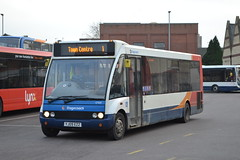 Stagecoach Norfolk 47909 YJ09EZZ (Will Swain) Tags: kings lynn bus station 13th january 2018 buses transport travel uk britain vehicle vehicles county country england english east norfolk stagecoach 47909 yj09ezz