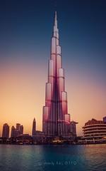 Burj Khalifa - Lightshow (go-Foto) Tags: dubai burj khalifa lightshow