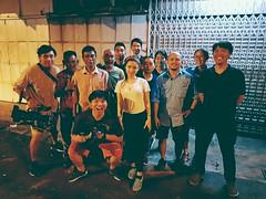 Amazing team ! shoot at Kuching, Sarawak. #corporate #shortfilm #behindthescenes