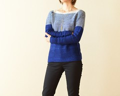 Harmony by Ririko (Ririko1010) Tags: pullover sweater knitting handknitting knitwear