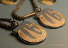 Badges - 76th Members' Meeting (Malcolm Bull) Tags: 20180315badges0009edited1web include 76th members meeting goodwood badges tickets