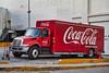 coca-cola en america (jrblanco53) Tags: trunk red rojo cocacola camión