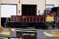 Slug (eslade4) Tags: ianr iowanorthernrailway bryant yard slug gp382 ianr3811 ianr3952