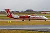 D-ABQS Bombardier Dash 8Q-402NG Eurowings (Air Berlin livery) (LGW Luftfahrtgesellschaft Walter mbH) MAN 17MAR18 (Ken Fielding) Tags: dabqs bombardier dash8q402ng eurowings airberlinlivery lgw lgwluftfahrtgesellschaftwalter aircraft airplane airliner jetprop turboprop regional commuter