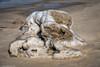 Sylt Impressionen - Eiskruste (J.Weyerhäuser) Tags: buhnen sylt eis schnee kampen stein kruste ufer winter kälte