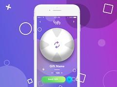 App UI - Ayoub Kada (Ayoub Kada) Tags: apps mobile web design app ui ux minimal freelance gradients designer