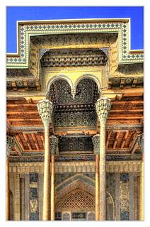 Bukhara UZ - Bolo Haouz Mosque 04