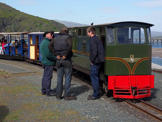 Barmouth Ferry station, Fairbourne Railway