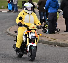 Wirral Ride Out Tribute Egg Run 2018 (sab89) Tags: wirral egg run 2018 ride out dips kings parade new brighton wallasey charity west coast moreton hoylake kirby thurstaton heswall thornton hough clatterbridge hospital north ambulance air easter claire house childrens hospice bike motorbike helmet rabbit costume
