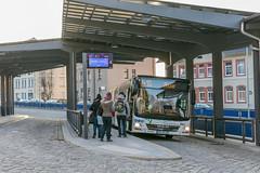 Busbahnhof in Annaberg-Buchholz (neuhold.photography) Tags: autobus annaberg annabergbuchholz bus busbahnhof erzgebirge haltestelle regionalverkehrerzgebirge rve sachsen station transport verkehr pnv
