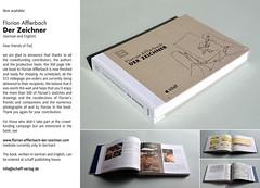 Florian Afflerbach – Der Zeichner (Flaf) Tags: florianafflerbach derzeichner book buch zeichnungen drawings sketches urbansketchers