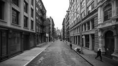 SOHO NYC (dansshots) Tags: soho sohonyc cobblestone nyc newyorkcity newyork dansshots nikon nikond750 rokinon14mm bnw blackandwhite blackandwhitephotography blackandwhitephoto blackandwhitenewyorkcity picoftheday architecture architectureofnewyorkcity architecturelovers nycarchitecture