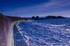 A Little Caution!! (BGDL) Tags: lightroomcc nikond7000 bgdl landscape seascape afsnikkor18105mm13 seawall saltpans prestwick vanishingpoint week12 weeklytheme flickrlounge