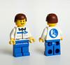 LEGO Life (Vanjey_Lego) Tags: lego minifig minifigs minifigure minifigures legolife exclusive nyc