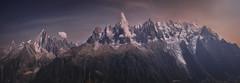 montblanc panoramic (AlbertMu7) Tags: paisaje naturaleza montblanc mountain mountains panorama pano paysage