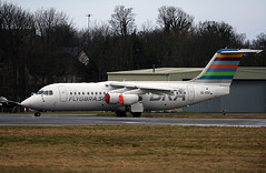 SE-DSO (ianossy) Tags: sedso british aerospace avro rj100 rj1h malmoaviation