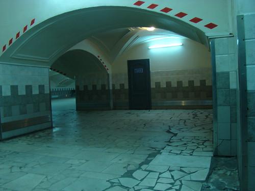 Катакомбы под Московским вокзалом ©  ayampolsky