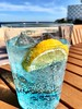 Gin and blue bubble (Guys15) Tags: holiday sol majorca gin sun blue bubbles