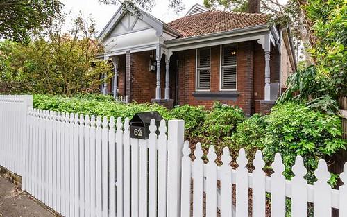 62 Burlington St, Crows Nest NSW 2065