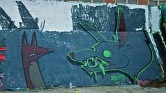 Avoid / Dok Noord - 24 mar 2018 (Ferdinand 'Ferre' Feys) Tags: gent ghent gand belgium belgique belgië streetart artdelarue graffitiart graffiti graff urbanart urbanarte arteurbano ferdinandfeys