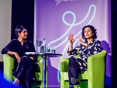 P3071259 Angela Saini - Humanists UK 2018 Franklin Lecture at the Camden Centre, London (Paul S Jenkins Photography) Tags: iwd2018 angelasaini camdencentre franklinlecture humanistsuk internationalwomensday samiraahmedfranklinlecture london england unitedkingdom gb