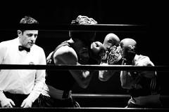 22744 - Guard (Diego Rosato) Tags: boxe boxelatina palaboxe boxing night bianconero blackwhite nikon d700 70200mm sigma rawtherapee guardia guard