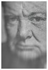 SONY DSC (millr the shootist) Tags: fiver portrait lensbaby historical figure face mono blur money
