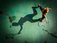 DSC_3748 (靴子) Tags: kid sport 兒童 網球 光影 d850 nikon child
