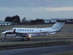 G-SRBM Textron Beech Super King Air 350i Xclusive Jet Charter Ltd (Aircaft @ Gloucestershire Airport By James) Tags: gloucestershire airport gsrbm textron beech super king air 350i xclusive jet charter ltd egbj james lloyds