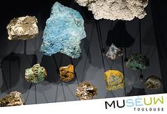 79x54mm // Minéraux // Muséum de Toulouse