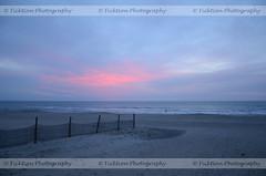 Sunrise Sunspot (ficktionphotography) Tags: atlanticocean beach clouds explore maryland ocean oceancity skyscapes sun sunrise watersacpes